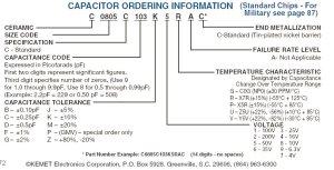 Ordering Info Kemet